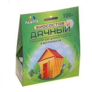 Биосостав для туалета